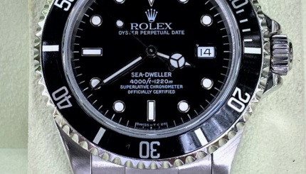 How to start collecting watches at a discount.