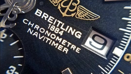 The Breitling Navitimer, the birth of the iconic timepiece.