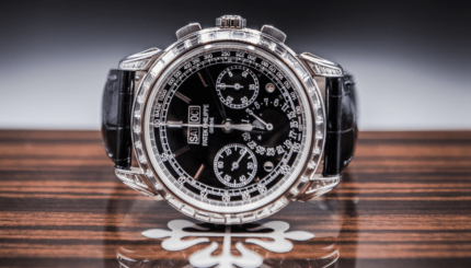 The most popular large case luxury watches