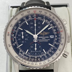 Breitling Navitimer Heritage Black Dial Watch EDITION SPECIALE LNIB MSRP $6330