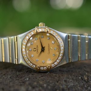 Omegas Constellation with Diamonds