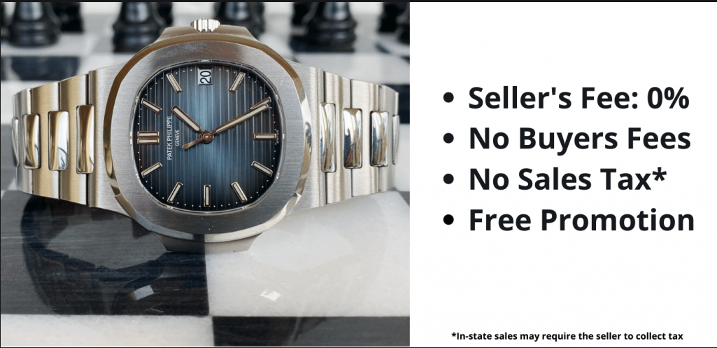 Value Your Watch Banner