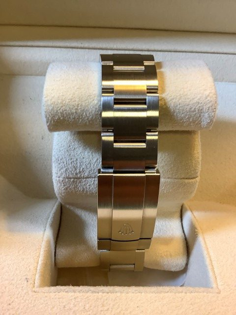 Rolex Oyster Perpetual 39mm 2019 Full Set