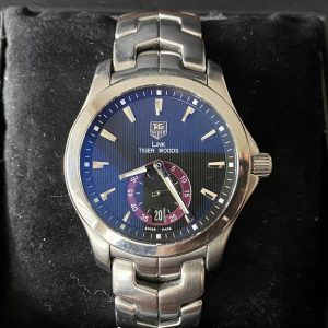 TAG Heuer Link- TIGER WOODS LIMITED EDITION