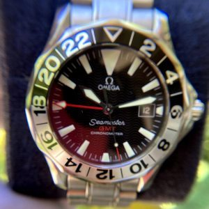 OMEGA Seamaster Diver 50th Anniversary Men's Watch 2534.50.00