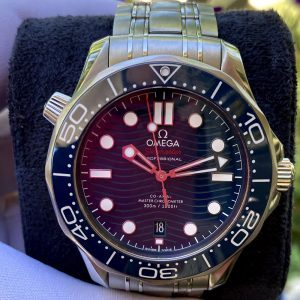 Omega Seamaster 300m Co-Axial Chronometer Men's Watch 210.30.42.20.03.001