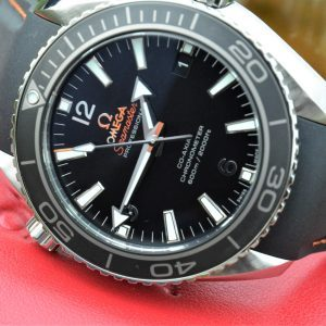 Omega Seamaster Planet Ocean 42mm Co-Axial Chronometer