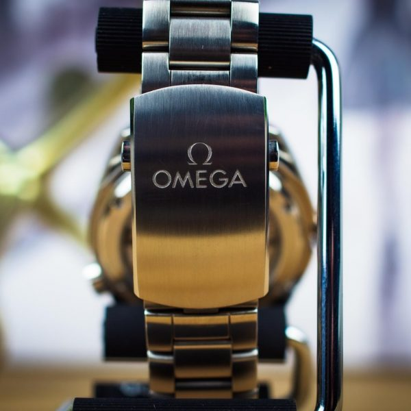 Omega Seamaster Planet Ocean GMT 600m 43.5mm – BOX & PAPERS – 232.30.44.22.01.002