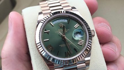 What a bummer: My watch needs service right after I bought it