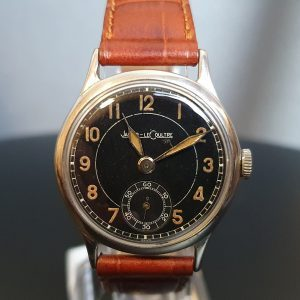 Jaeger-LeCoultre Rare Military Watch