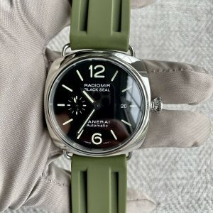 Details about Panerai Radiomir Men's Black Watch PAM00287 Box and Papers