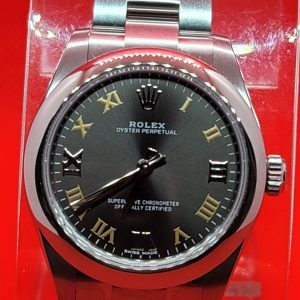 Rolex Oyster Perpetual 31mm brand New